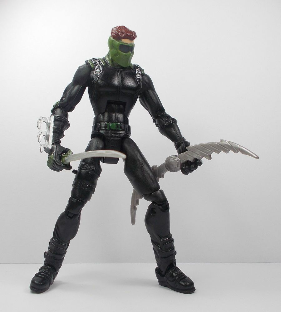 Spider-Man - Green Goblin Harry Osborn Action Toy Figure