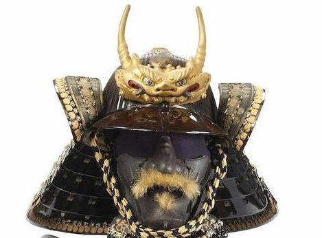 helmet by Myochin Nobuie, Muromachi period (1333-1573) dated 1511