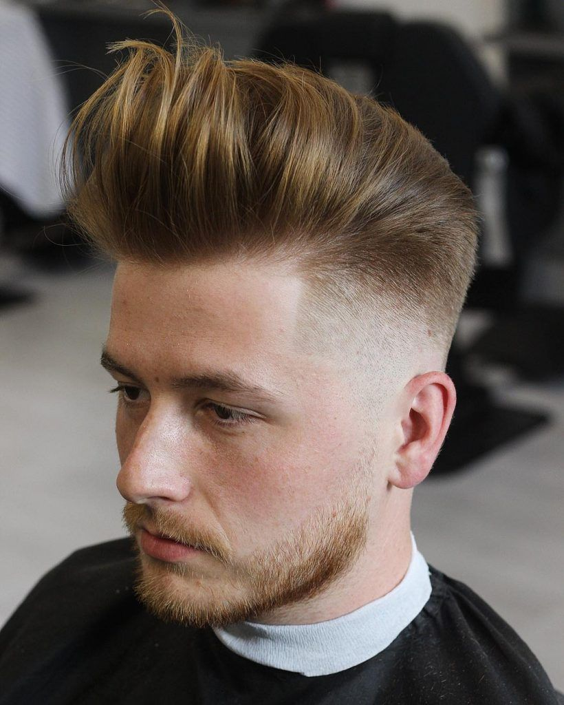 Pin by luis zentella on cortes de cabello pinterest fade haircut