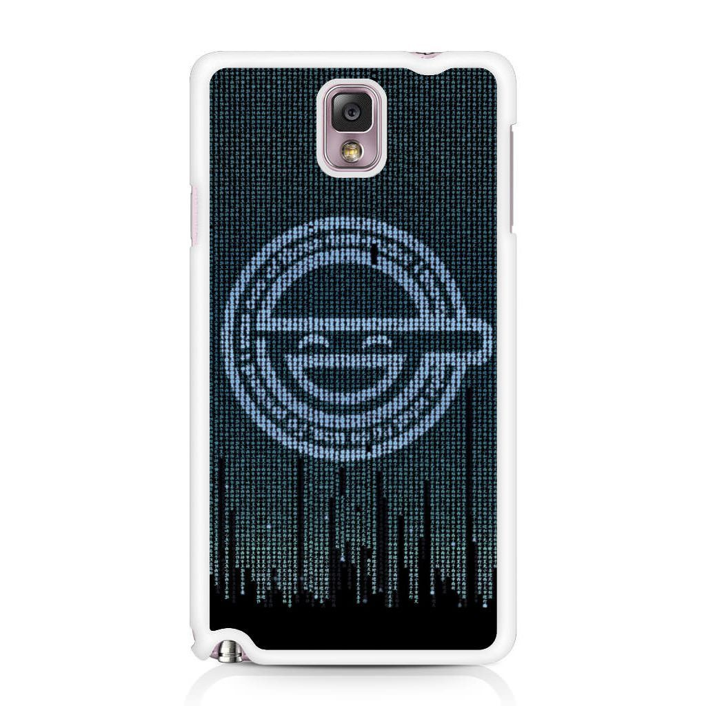 Ghost In The Shell Samsung Galaxy Note 3 Case