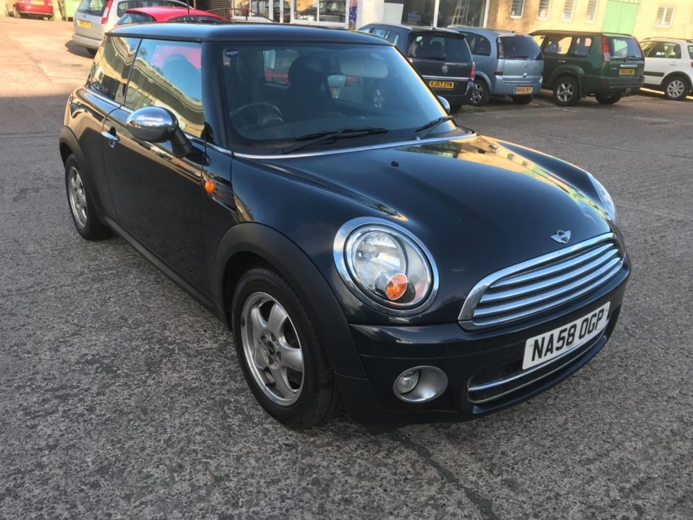 Ebay 2008 Mini Cooper D 16 Diesel Full Mot 20 Road Tax Very