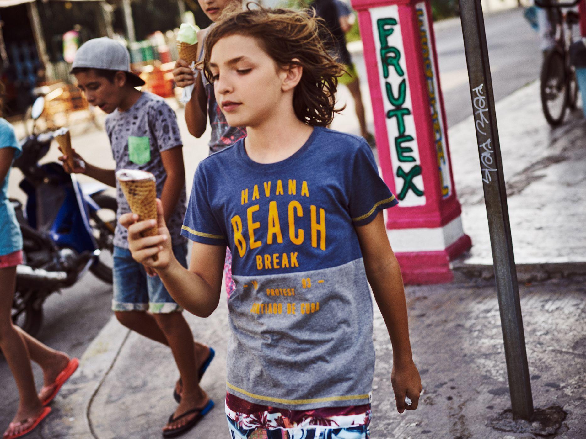 Icecream Summer Sun Protest Sportswear Kids Collection Sportswear Outfits Mens Sportswear Men Sport Outfit