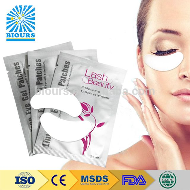 Gmpc Approved Eye Patches Used During Eyelash Extension Private