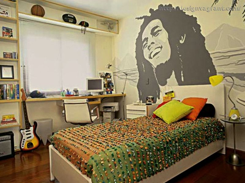 Various Attractive Age Bedroom Decorating Ideas For Boy And