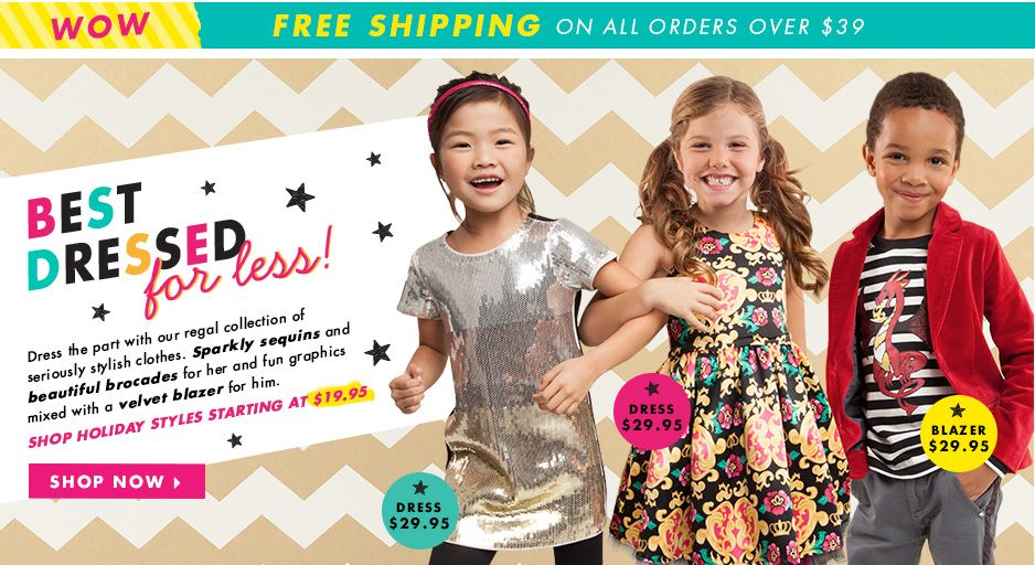 Love the silver sequins dress from FabKids Holiday Collection: http://randomlyreviews.blogspot.com/2013/11/fabkids-holiday-collection-available-now.html