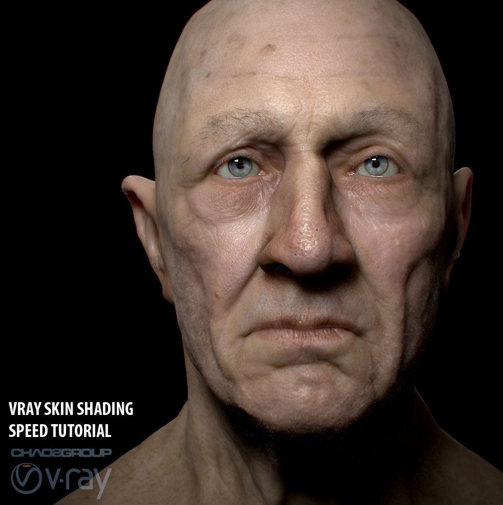 old facial