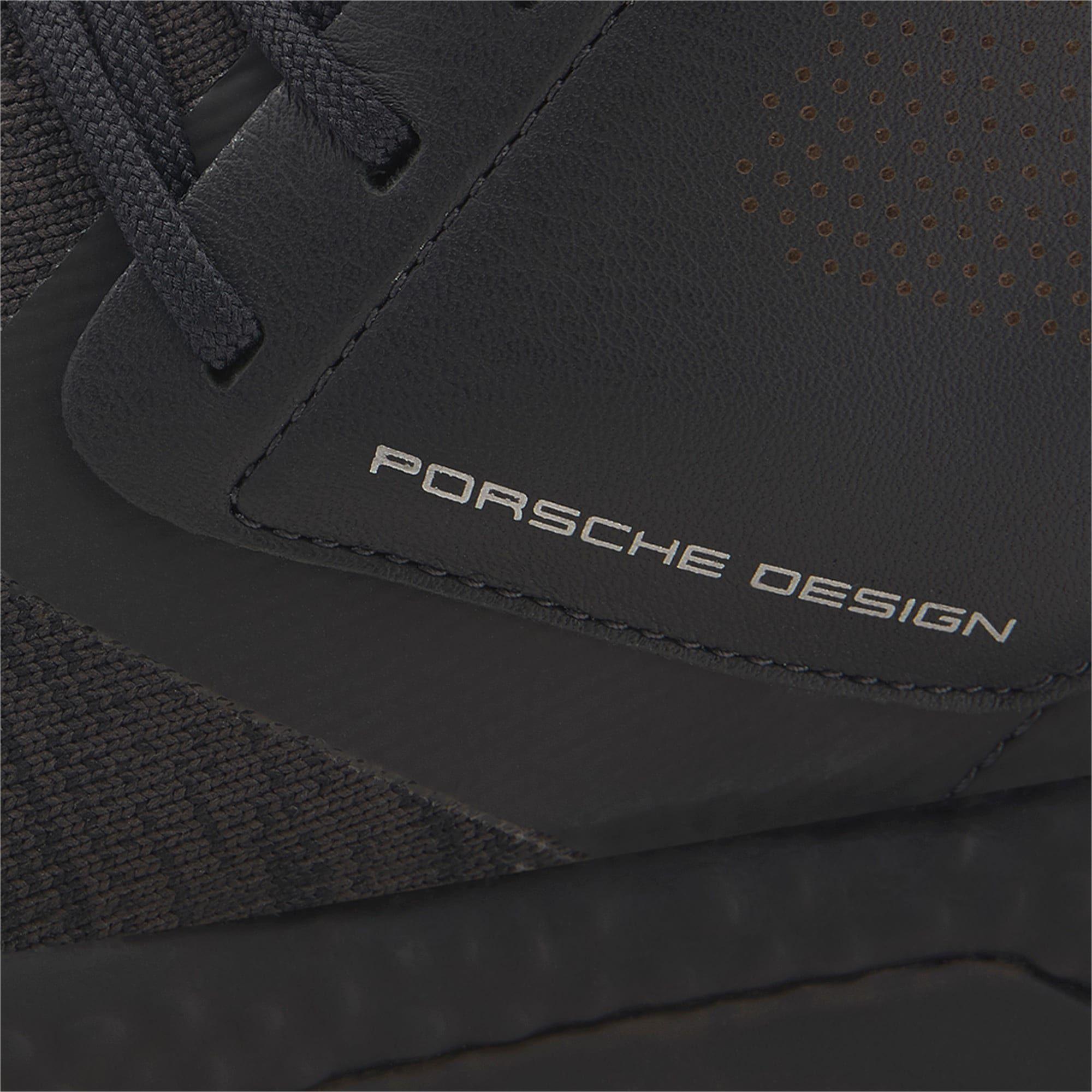 PUMA Porsche Design Hybrid EvoKnit Men's Trainers in Jet
