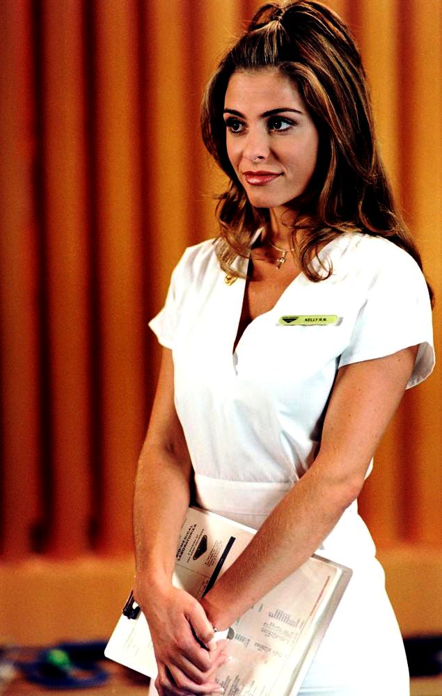 Sexy nurse movie babe