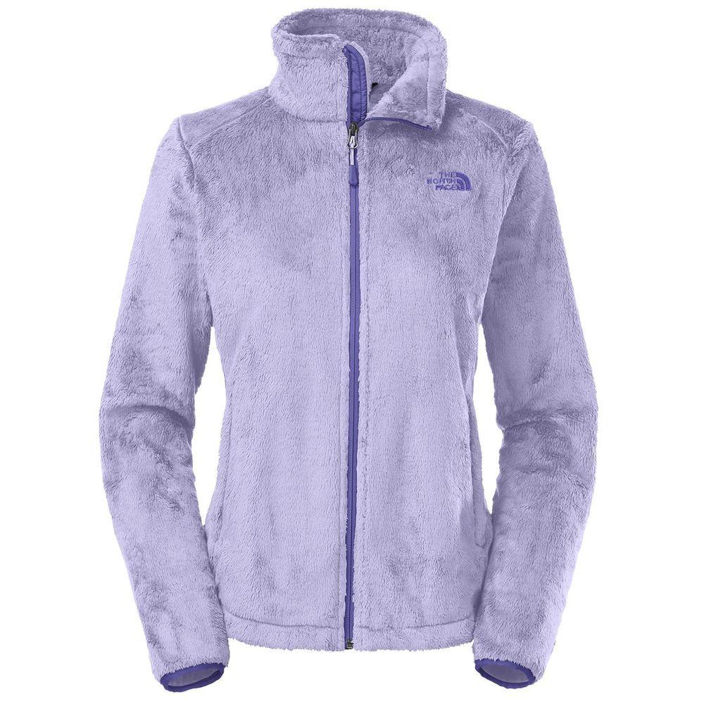 The North Face Osito 2 Fleece Jacket Women S Small Soft Purple New Jackets Fleece Jacket Womens Outerwear Jackets [ 1000 x 1000 Pixel ]