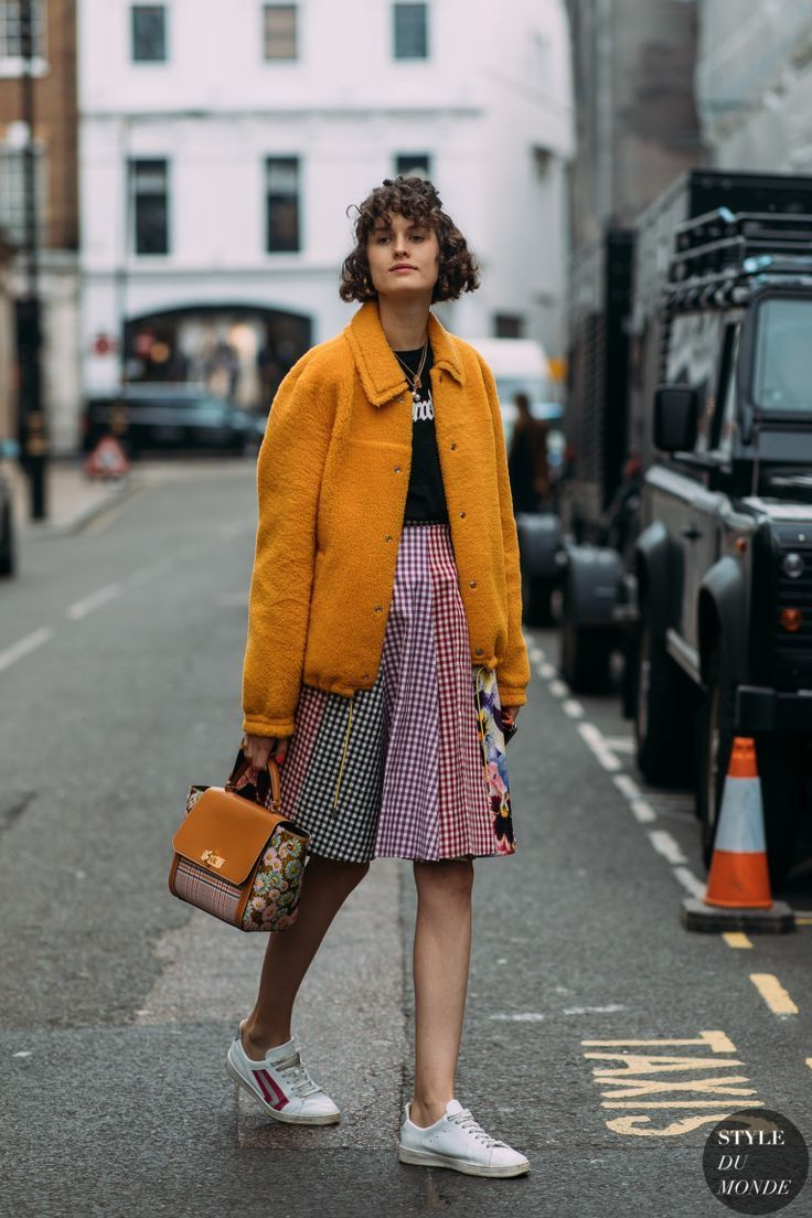Cool Look at London Fashion Week