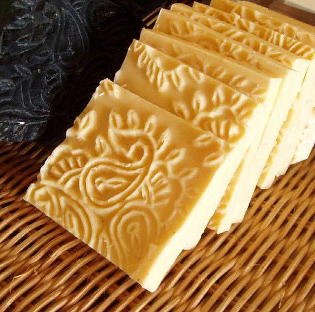 paisley soap!
