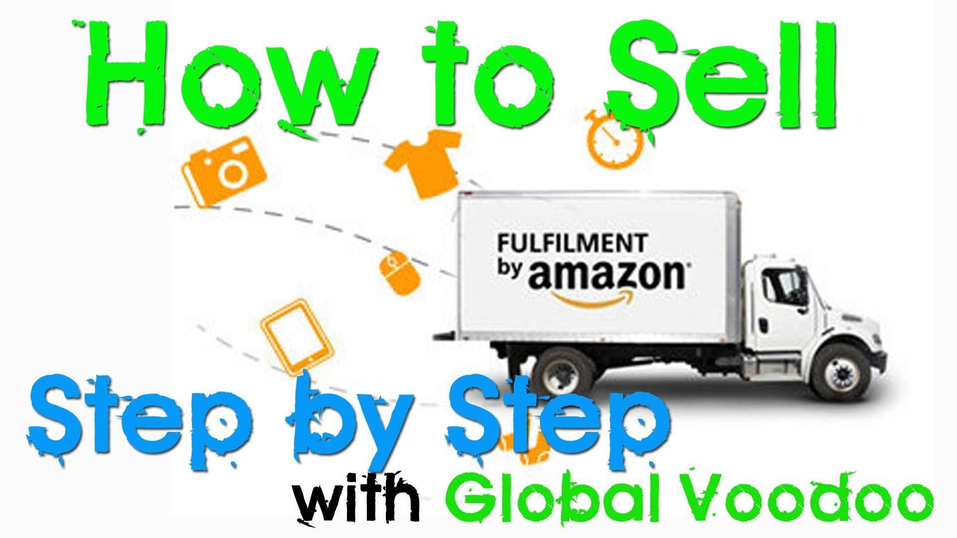 how to sell amazon fba