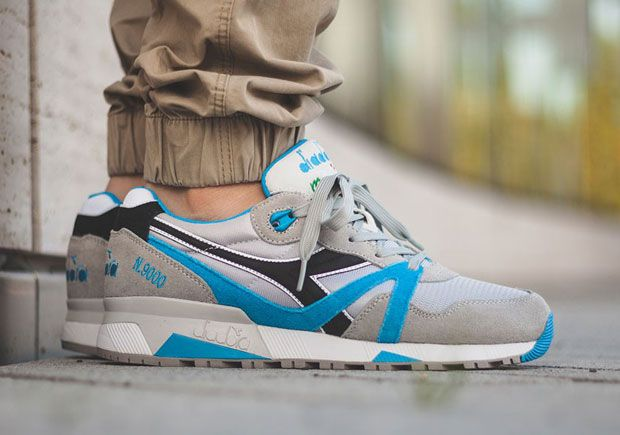 Diadora's N.9000 Collection For January 2016