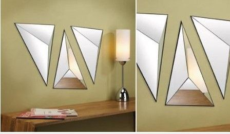 Three dimensional mirror 6-12