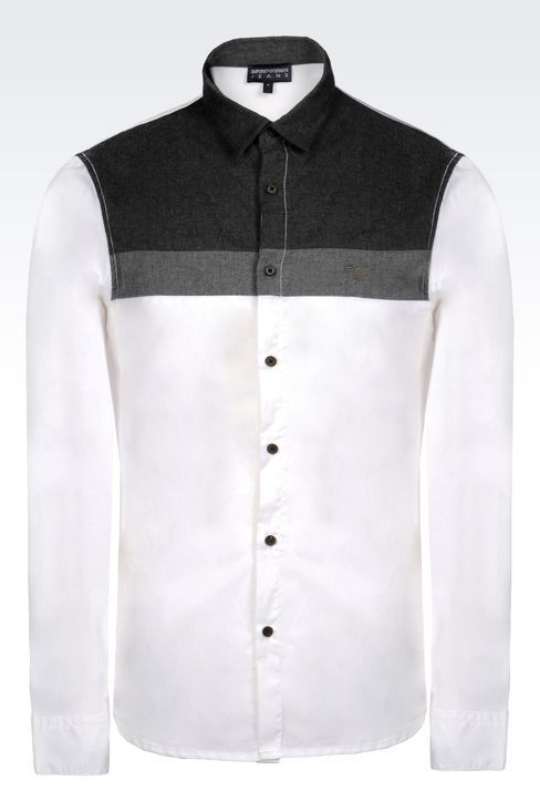armani shirt men