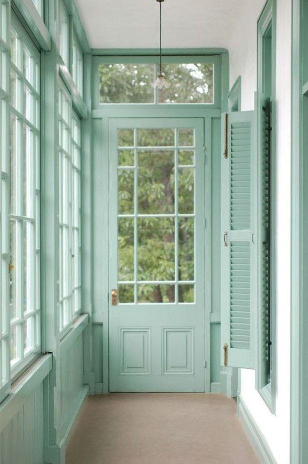 Vert d'eau : une couleur pour rafraichir votre décoration