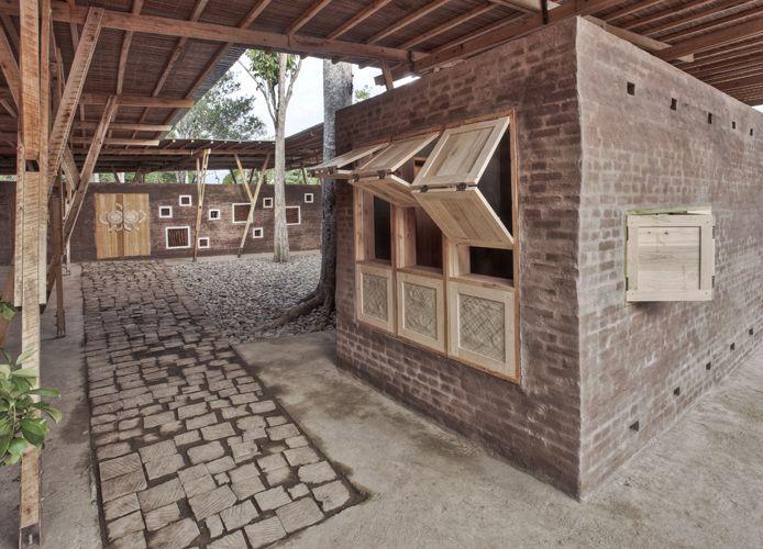 Cassia Co-op Training Centre   Archi-Visum