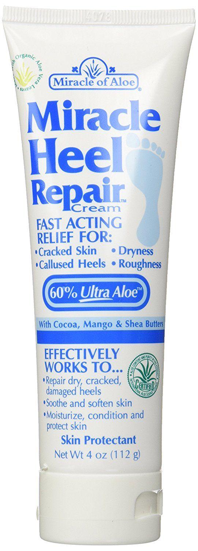 Miracle Heel Repair Cream 4 Oz Soothe
