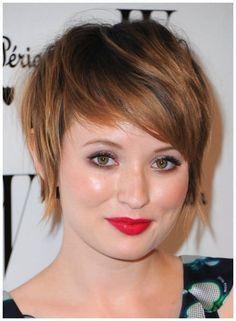 Vorteilhafte Frisuren Fur Runde Gesichter Haarschnitt Rundes Gesicht Kurzhaarfrisuren Rundes Gesicht Kurzhaarfrisuren