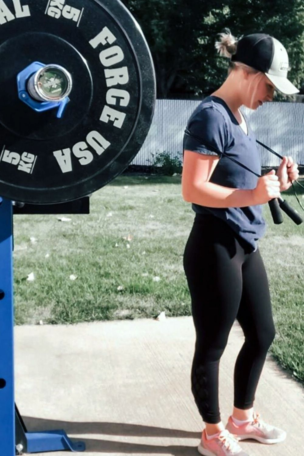 Force usa ultimate training bumper plates sold