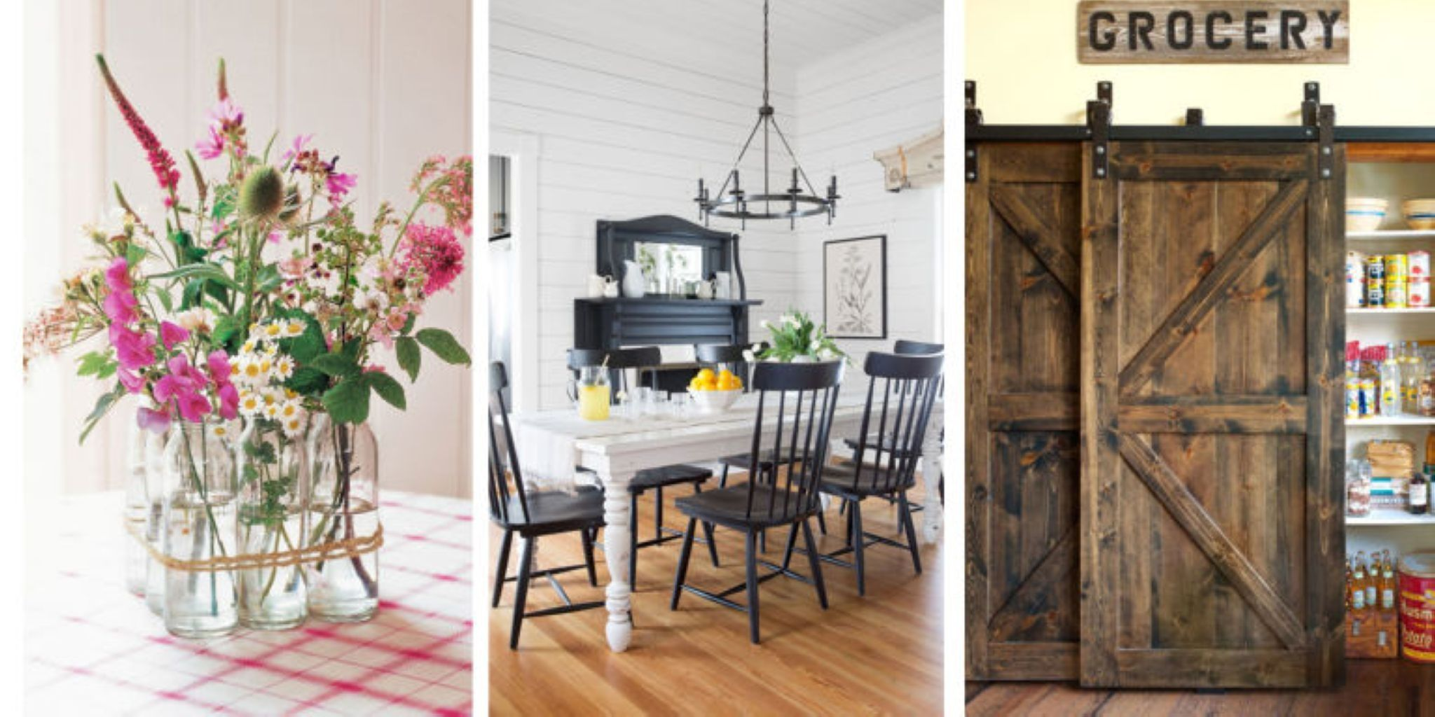 diy ideas to add rustic farmhouse feel to your kitchen rustic