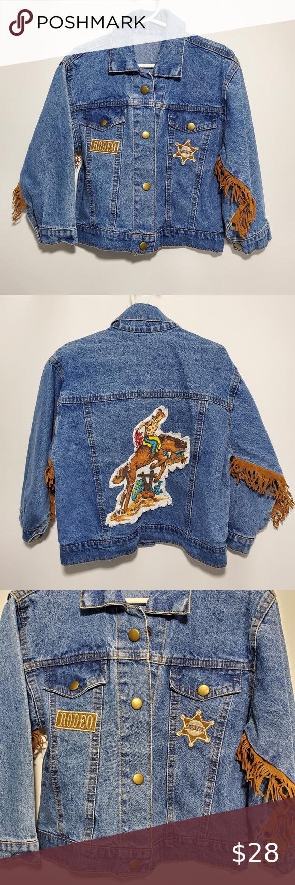 Nyc Boyz Cowboy Jean Jacket 6 Jackets Clothes Design Jean Jacket [ 1740 x 580 Pixel ]