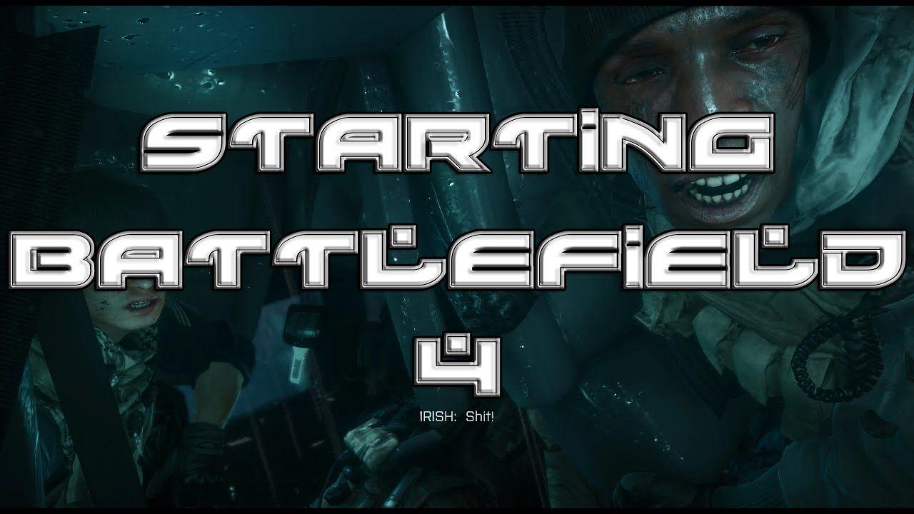 Battlefield 4 Hard Mode (PS3) - Baku