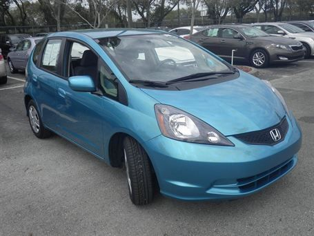 2013 Honda Fit in Tampa, FL- 10451715 at carmax.com