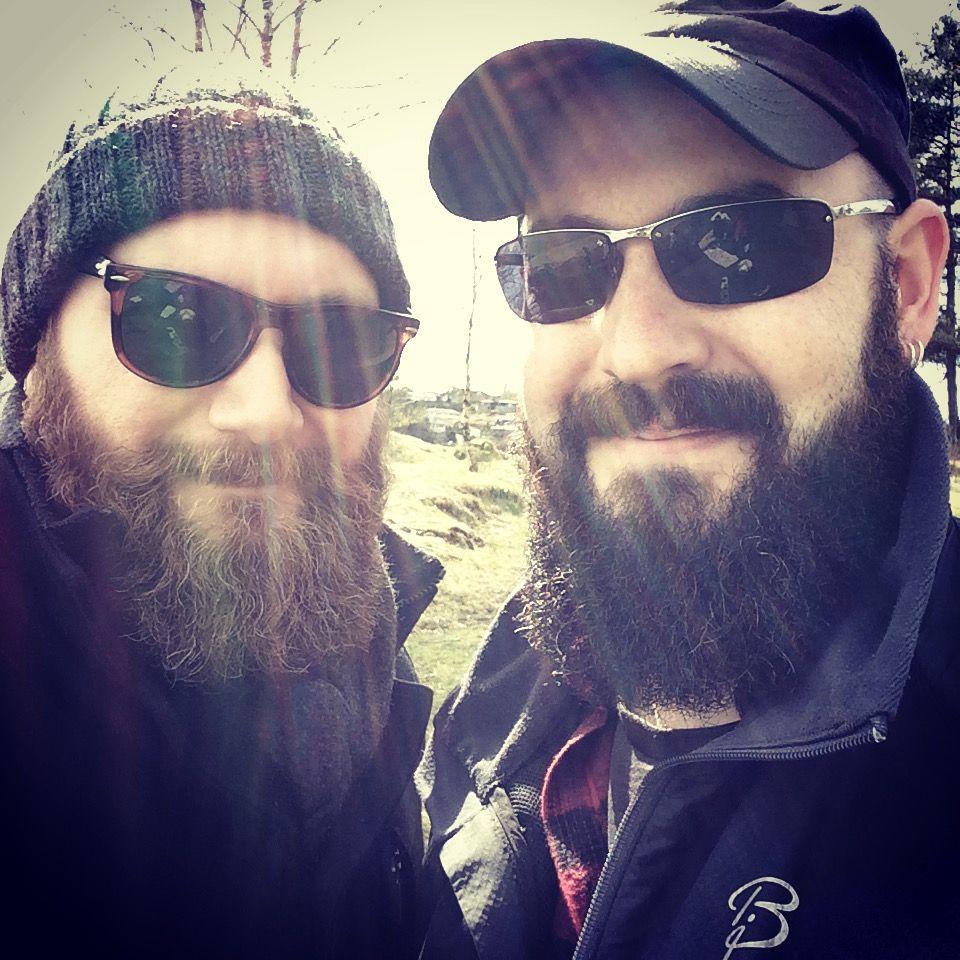 Graabein Beard — He gets his beard gear at :...