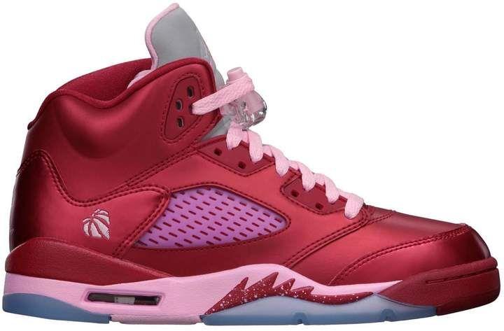 4f04b93cb2f687 Jordan 5 Retro Valentines Day (GS) in 2019