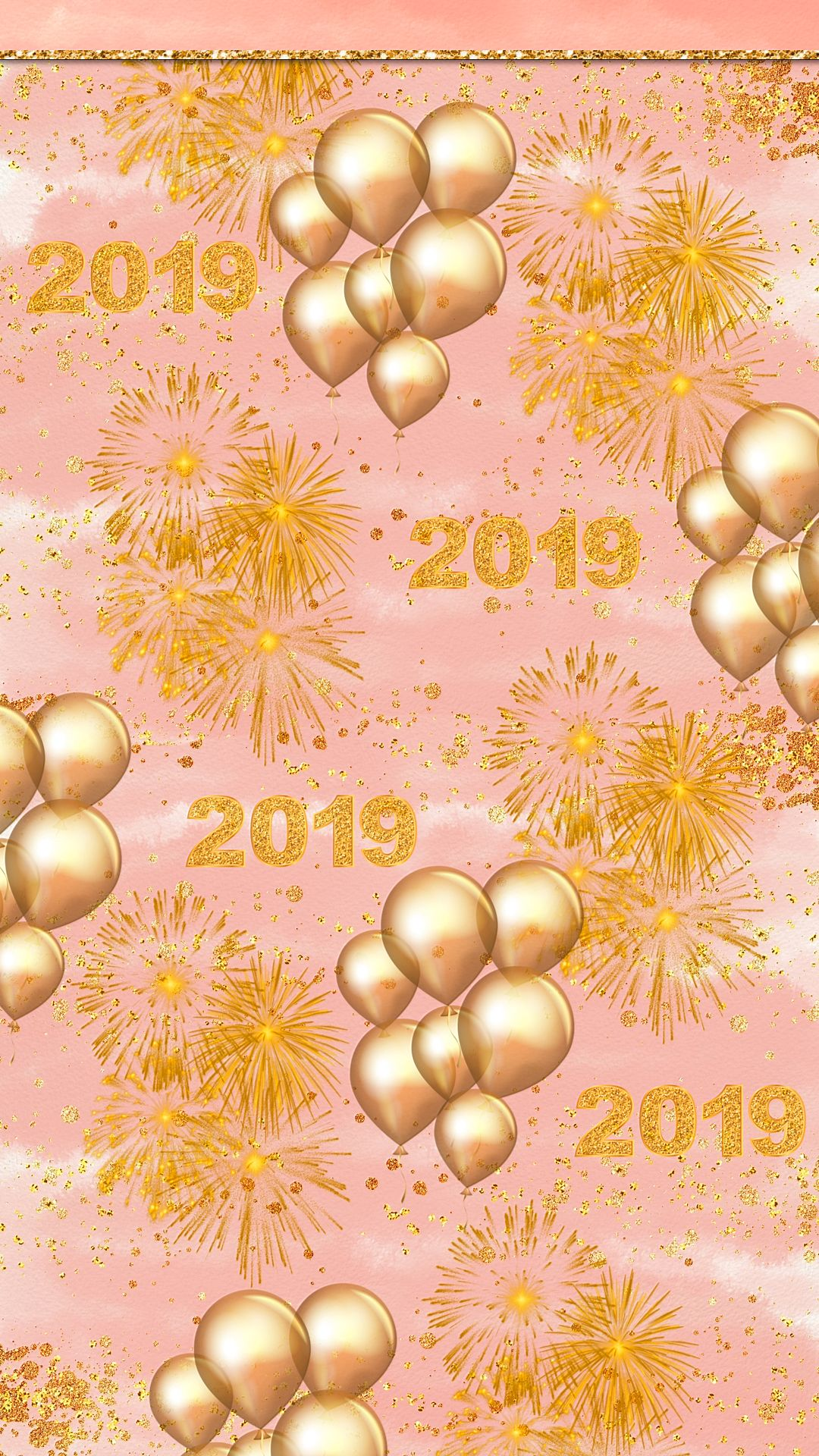 Iphone Android New Year Wallpaper Holiday Wallpaper Wallpaper