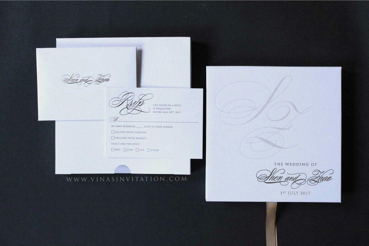 Perspex invitation Acrylic invitation Wedding invitation Acrylic