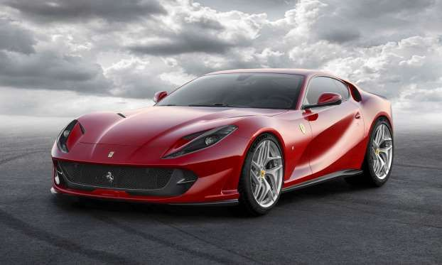 Let's be clear: We all know the coolest part of the 812 Superfast is its name, followed closely by i... - Ferrari North America