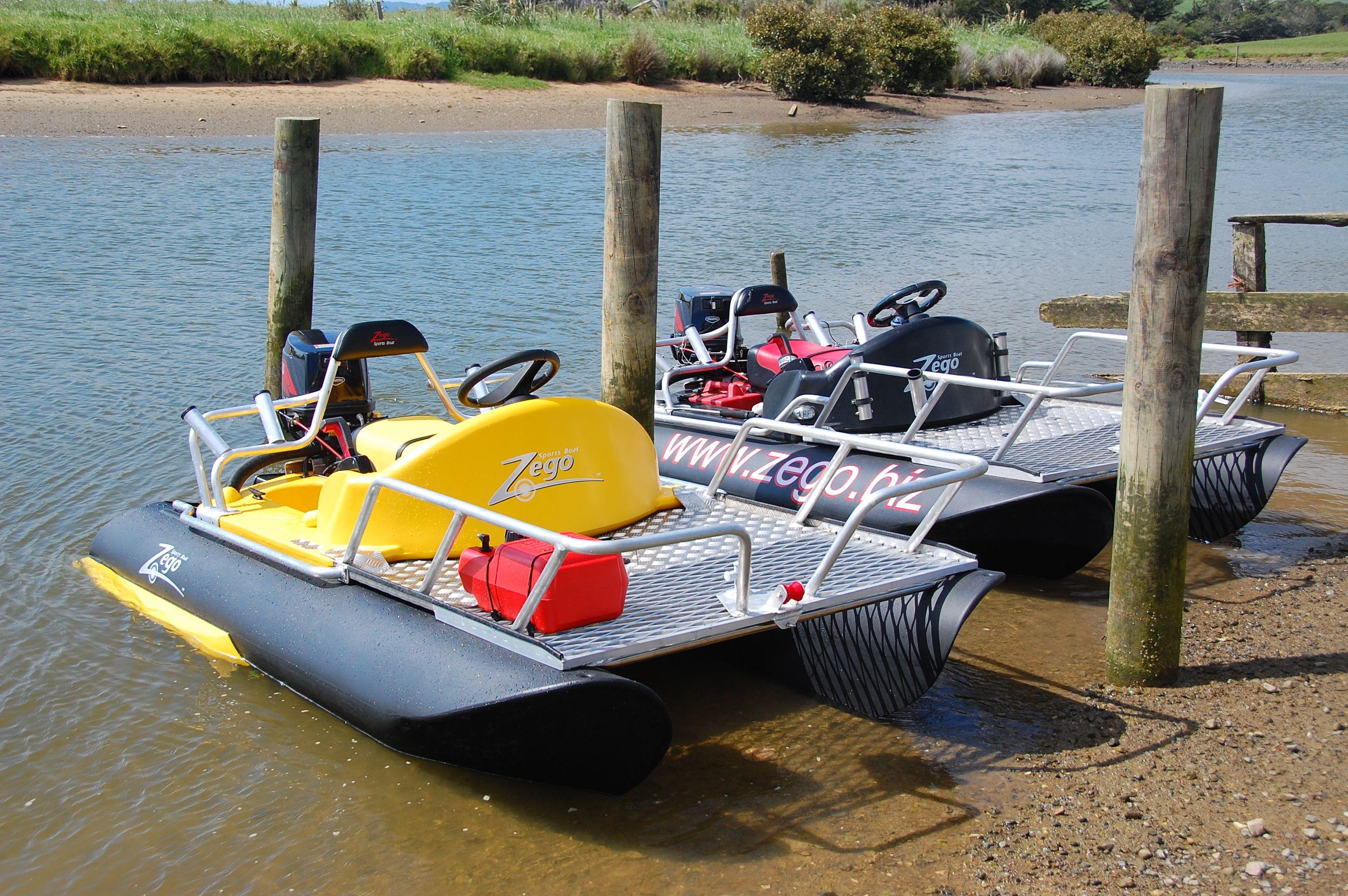 Zego Boats Boat Small Pontoon Boats Pontoon Boat