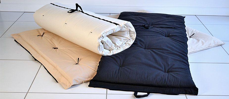 Zipit Roll Up Beds The Futon Mattress