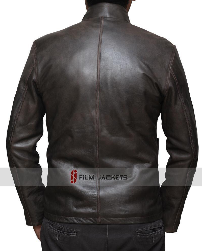 Han Solo Star Wars The Force Awakens Jacket Leather Jacket Leather Jacket Men Han Solo Jacket [ 997 x 800 Pixel ]