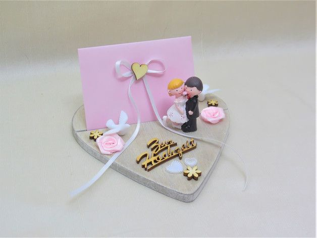 Hochzeitsgeschenk In | Eine Susse Mini Verpackung Fur Jedes Hochzeitsgeschenk In Form Von