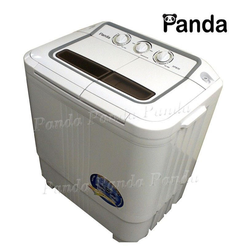 Panda Portable Mini Small Compact Washing Machine Washer