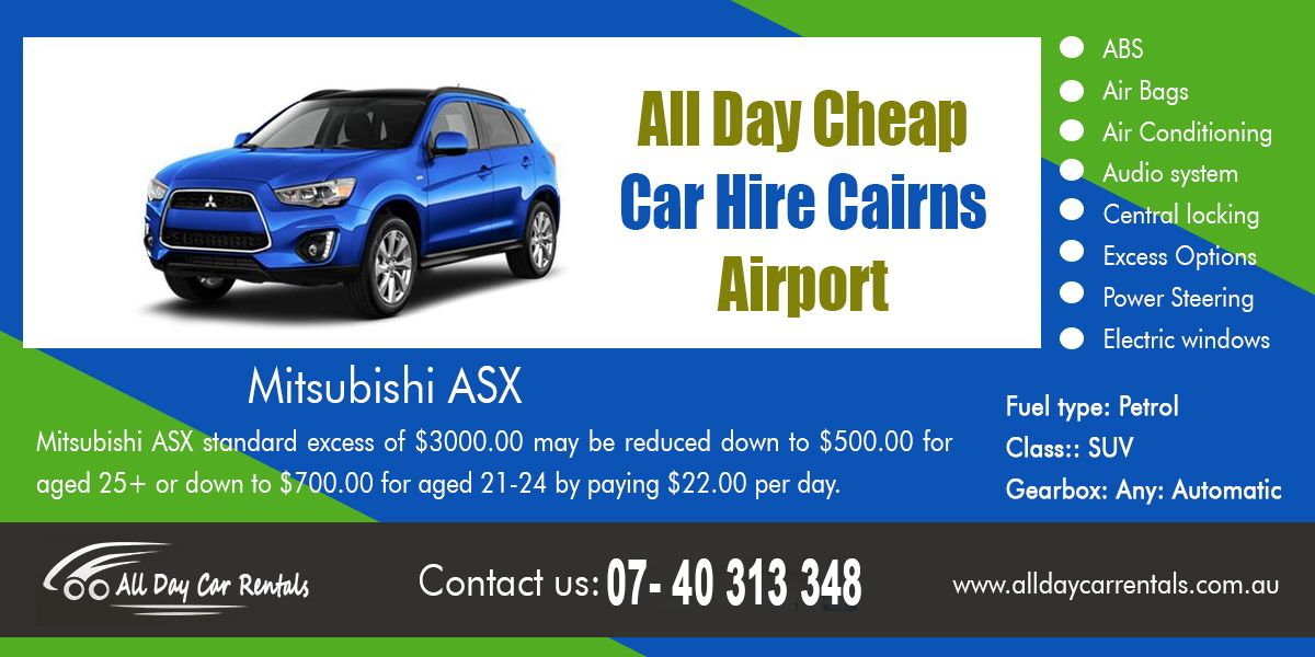 Pin by All Day Car Rentals on Hire Car Cairns Car hire
