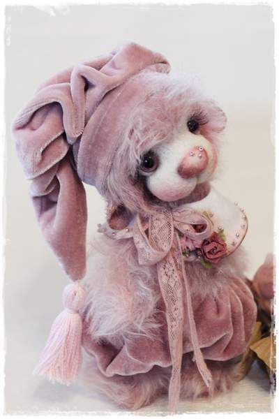 Sadovskaya Tatiana - Artist Bears and Handmade Bears