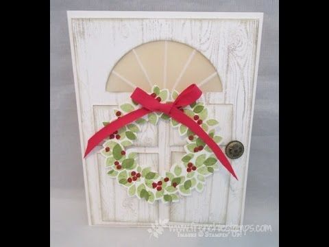 Stamp & Scrap with Frenchie: Window and Door with Wondrous ...