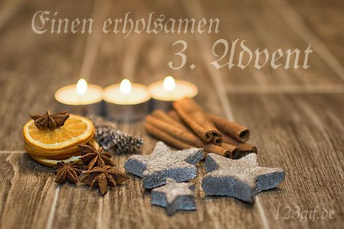 3.Advent von 123gif.de #1adventbilder