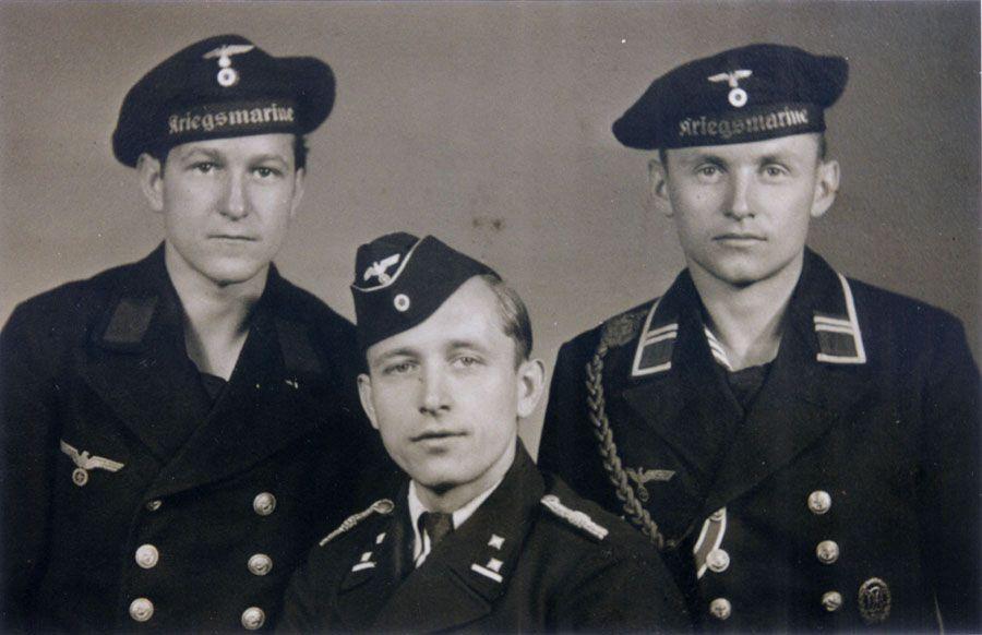 Kriegsmarine sailors