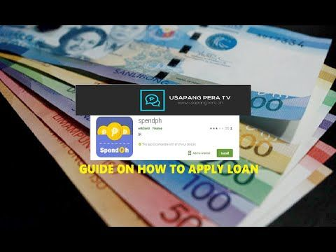 spendph How To Apply Loan How to apply, Lending
