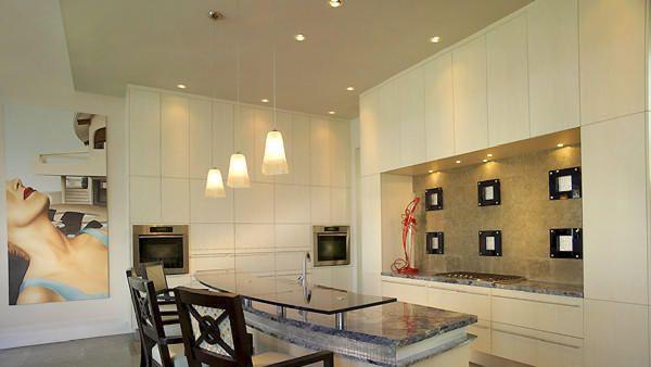 award winning kitchen a work of art u shaped house pinterest