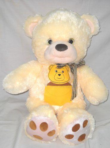 Boneka Beruang Krem Tarissa 28 Inch (520699BK) Boneka Beruang Krem Tarissa  28 Inch ( 281c717705