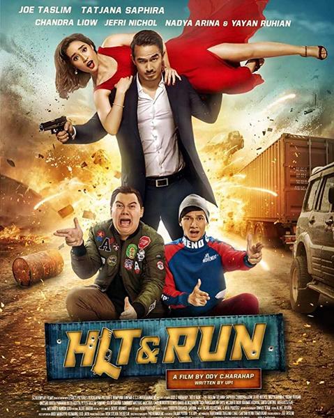 Hit Run Di 2020 Komedi Film Film Komedi
