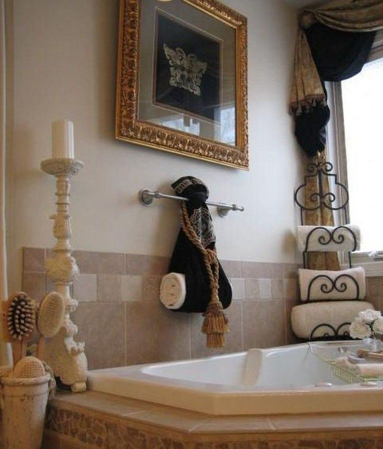 43 inexpensive Bathroom Garden Tub Decorating Ideas ...