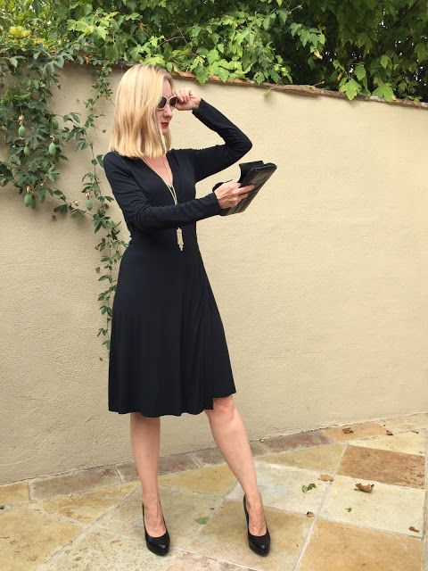 Little Black Dress LBD Adding Accessories To A LDB Style Over Forty What Wear Classic Subscription Trend