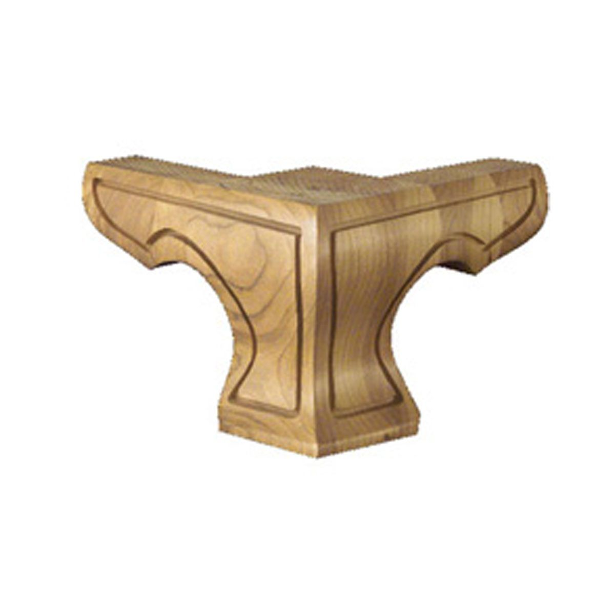 wood feet for furniture